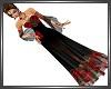 SL Rose Goddess Gown