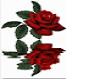 flower rose efect stik