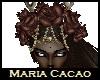 Maria Cacao Head dress