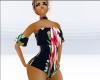Hawian Dress