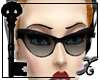 *XS* Donna Cat Eye Glass