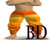 Orange River Pants