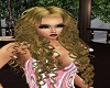 adriel honey long curls