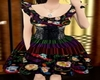 Dia De Los Muertos Dress