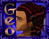 Geoo Warrior Redblack