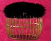 DIVA Fur Stool ll