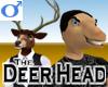 Deer Head -Male