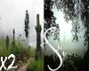 Graveyard x2 Backgrounds