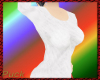 White long T shirt