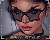 M:Star glasses