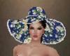 NK  Sexy Daisy Hat