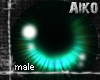 [Aiko] Teal Male Eyes