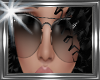! star glasses.