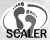 100% FEET SCALER