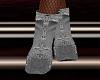 FG~ Holiday Grey Boots