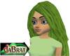 ~MDB~ GREEN AAURORA HAIR