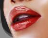 .PRETTY. Lipstick red
