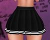 Schoolgirl Skirt Black