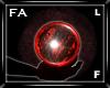 (FA)HandOrbFL Red