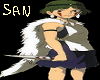 Princess San (v2)
