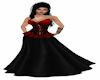 (DR) Red Vamp Dress