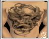 {B} A Skull Tattoo