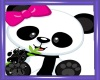 CW Cut Out Panda