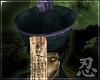 忍 Jiangshi Hat 2