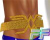 [PF] Wonder Man Belt