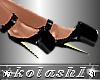 K*Shoes black platforms