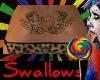 Tattoo Tribal Swallows