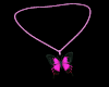 *N* BUTTERFLY NECKLACE 2