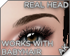 ~AK~ Real Brows: Mocha