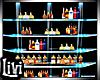 Req Blue Drinks Shelf