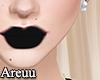 ₳/ Bel Black Lips
