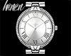 7N_Bling Watch silver