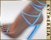 K  Melina Strap Blue