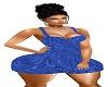 RLL ROYAL SEQUENCE DRESS