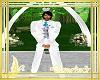 traje boda blanco