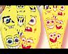 Spongebob Mood Tights Md