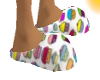 cuppy cake slippers