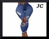 JC~ Ripped Jeans rl