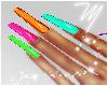 ᴍ| Glossy Nails