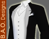 BAO White Formal Tux