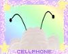 alien atennae (blk) ❤