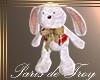 PdT White Rabbit Toy