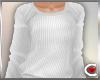 *SC-Basic Sweatshirt Wht