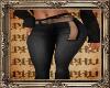 PHV Black Jeans Belted