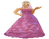 Curvacious Pink Gown