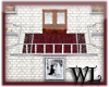 WL~ Burgundy Rcptn Hall
